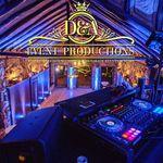 D & A Event Productions profile image.