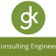 GK Consulting, Structural Engineers logo