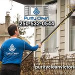 Purity Clean - Purified Water Cleaning profile image.