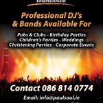 Paul Soul Entertainment  profile image.