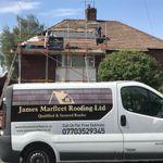 James Marfleet Roofing Ltd profile image.