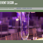 Creative Florals and Events Decor profile image.