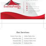 EventsPeeps Hire profile image.