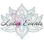 Lotus Events SA profile image.