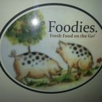 Foodies Catering profile image.