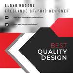 Lloyd Hodoul - Graphic Designer profile image.