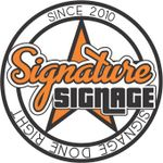 Signature Signage profile image.