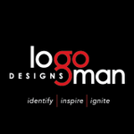 Logoman Designs profile image.