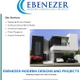Ebenezer Modern Designs and Projects logo