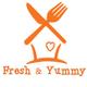 Fresh & Yummy logo
