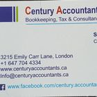 Century Accountants logo