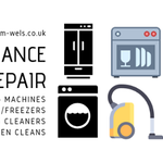 CW Appliance Repair and Oven Cleaning profile image.