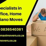 Mini and Maxi Movers profile image.