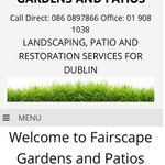 Fairscape Gardens and Patios profile image.