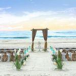 Tropical Beach Weddings Florida LLC profile image.