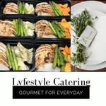 Lyfestyle Catering profile image.