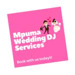 Mpuma Wedding DJ and Photographer Services profile image.