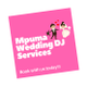 Mpuma Wedding DJ and Photographer Services logo