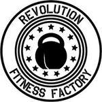 Revolution Fitness Factory profile image.