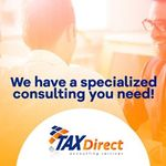 Tax Direct Accounting Services profile image.