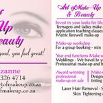 Art of Make-Up & Beauty profile image.