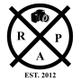 RA Photography logo