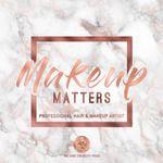 Makeup Matters profile image.