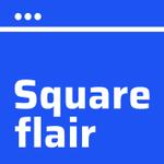 Squareflair Web Design profile image.