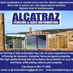 Alcatraz Fencing and Gate Automation profile image.