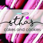 Stha's cakes & cookies profile image.