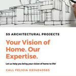 SS Architectural Projects Pty Ltd profile image.