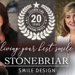 Stonebriar Smile Design profile image.