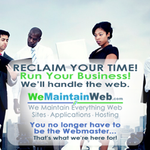We Maintain Web by KESHANDE Technology profile image.