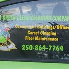 Latina Green Clean Cleaning Company logo