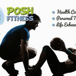 Posh Fitness aka PETER MARINO profile image.