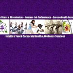Intuitive Touch Massage and Wellness Services profile image.