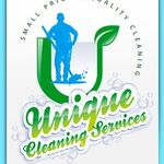 Unique Cleaning Services profile image.
