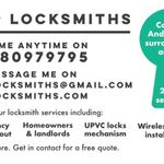 JDP Locksmiths profile image.