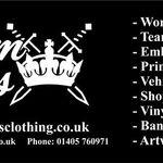 Custom Kings profile image.