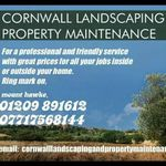 Cornwall Landscaping and Property Maintenance profile image.