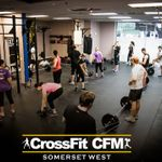 CrossFit CEY - Somerset West profile image.