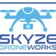 Skyze Droneworks logo