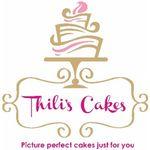 Thili's Cakes profile image.