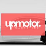 Upmotor Marketing profile image.