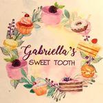 Gabriella's Sweet Tooth profile image.