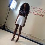 Red Storm Fashion Agency profile image.