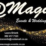 Magic Events & Wedding Venue profile image.