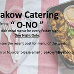 Pakow Catering profile image.