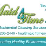 Maid 4 Time profile image.