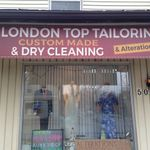 London Top Tailoring & Dry Cleaning profile image.